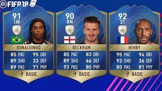 FIFA 18 ICONS WE WANT! RATING & STAT PREDICTIONS!