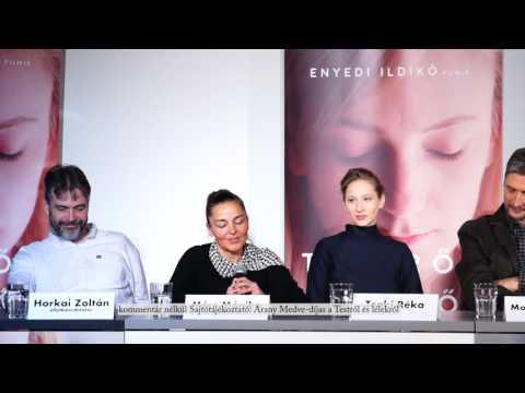 Enyedi Ildikó - Arany Medve-díjas a Testről és lélekről