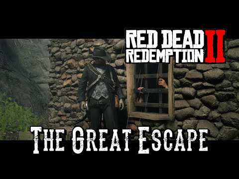 Red Dead Redemption 2 - The Great Escape
