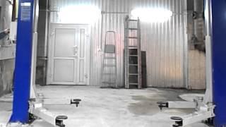 Автомобильный подъемник   закансервированный  10 лет  назад запущен  в  работу(, 2014-12-02T10:00:24.000Z)