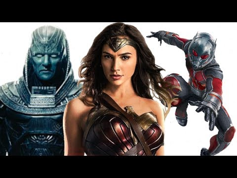 Superhero Box Office Report (June 18, 2017)