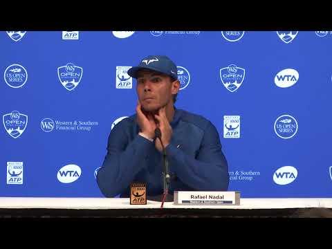 Rafael Nadal can't sweep doubleheader, falling to Nick Kyrgios at Western & Southern (English)