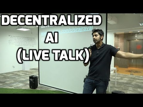 Decentralized AI Live Talk