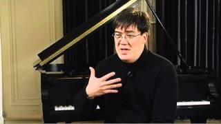 Alan Gilbert on Opening Night 2011