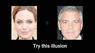 This celebrity optical illusion is crazy!