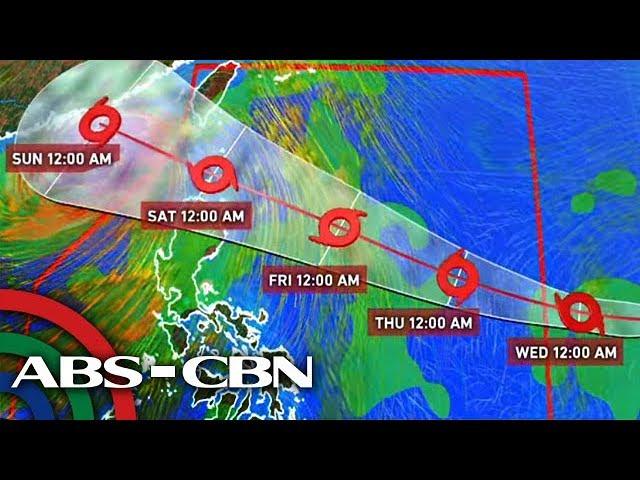 News Patrol: Malakas na bagyo, papalapit sa bansa | September 11, 2018
