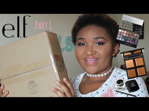Building MUA Kit // E.L.F Cosmetics Part 1