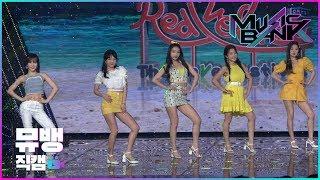 [4k] Blue Lemonade - 레드벨벳(Red Velvet) / 190628 뮤직뱅크 직캠(풀캠ver)