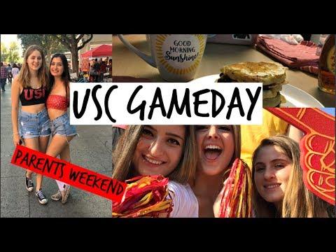 USC GAMEDAY | Parent's Weekend with No Parents
