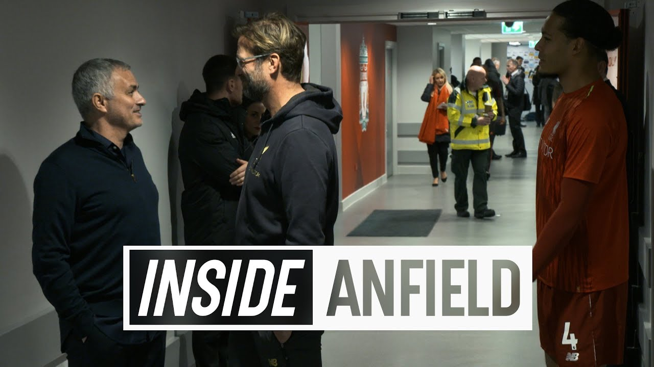 Download Inside Anfield: Liverpool 3-1 Manchester United   Shaqiri's double sends Reds top