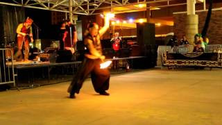 Tricks of the Light Fire Nunchucks, Live at the 2015 Great Lakes Gathering