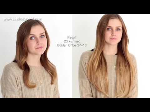 Mixed Hair Extensions Color Inspiration