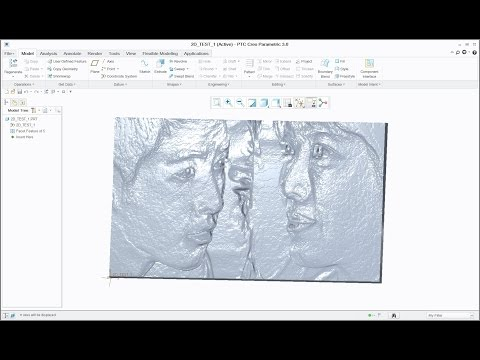 2D Image to STL Converter