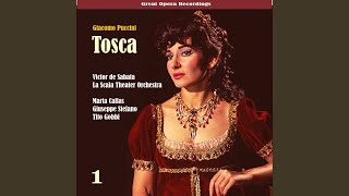 "Tosca: ""Un tal baccano in chiesa"""