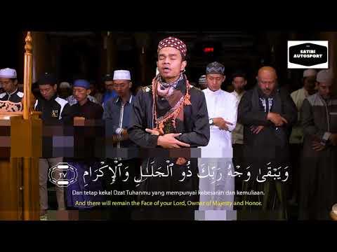 Download Lagu Surat Ar Rahman Terbaru 2018 | Muzammil Hasballah ¦ Imam Qiyamul Lail Membuat Menangis ¦