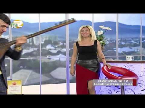 Serkar Shemkirli (Ankaranin baglari) Tac wou Region tv