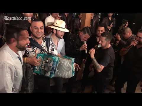Popurri Banda Sinaloense  - El Yaki, Charly Perez, Rafa Kelly, Toño Lizarraga y Alex Ojeda