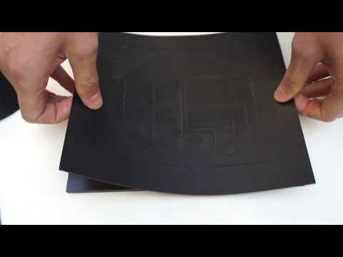 3D printed object removal process from a Easy-Peelzy platform