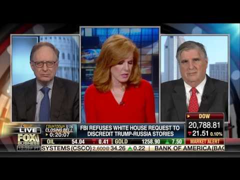 "Ambassador Vershbow joins ""Countdown to Closing Bell"" on Fox Business Network"