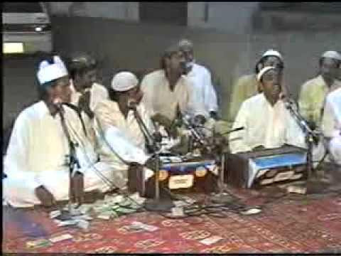 Hazri PP -Haider wali khuda da-Sain Haideri-Bashir Ahmad Fedi qawwal.