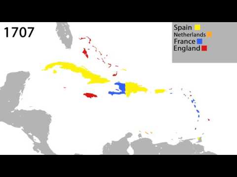 History of the Caribbean: 1492-2016