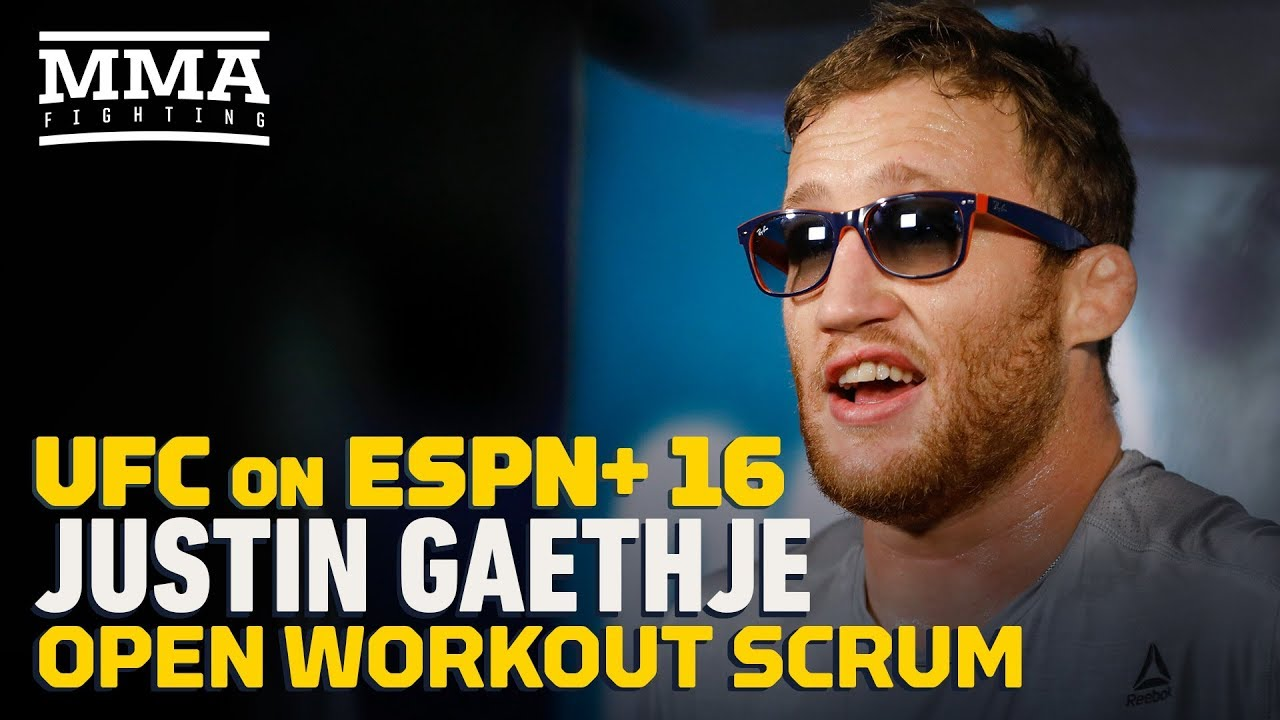 Justin Gaethje Almost Pulled Out of Fight, Bashes Conor McGregor - MMA Fighting