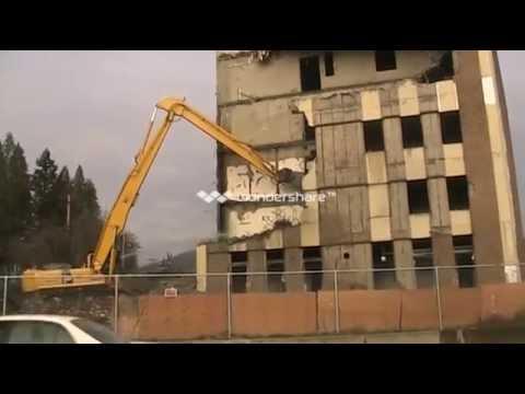 Josephine Memorial Hospital coming down