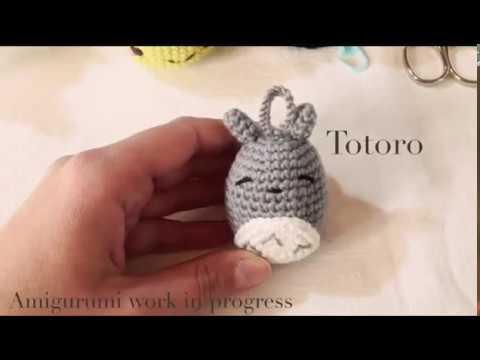 9 Totoro Knitting Pattern - The Funky Stitch | 360x480