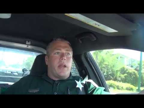 Riding Shotgun With Brevard County Sheriff's Office