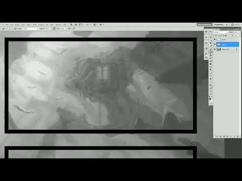 Pene Menn : Concept Art – Random Thumbnail 4 Tutorial