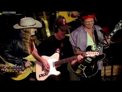 Dead flowers Live subtitulada Keith Richards friends & RollingBilbao 2016 guitar cover HDwmv