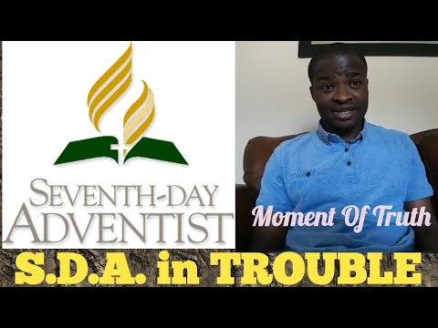 S.D.A. CHURCH IS NOT FROM GOD. (See the reason why) Let us wake up😀😀 -- Evangelist Addai