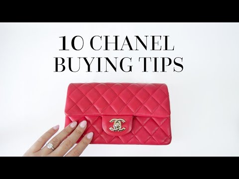 513772d3 10 THINGS YOU NEED TO KNOW BEFORE BUYING A CHANEL BAG - YouTube