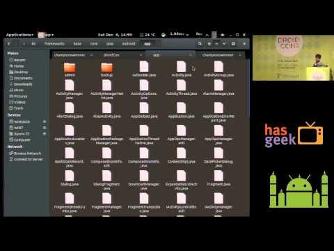 Arnav Gupta- Hacking through the Android OS code