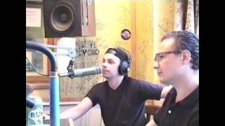 KaZantip - Презентация Трека на Радио Станция 106'8 - Dj Фонарь , Arrival project