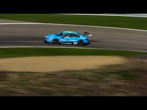 STCC 2016 Round 1 Skövde Race 1 Replay HD