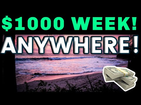 How To Make Money Online From Home Anywhere In The World