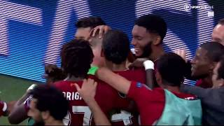 Liverpool win the UEFA Super Cup on penalties (full shoot-out)