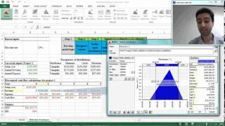 2 Quantitative risk analysis management @risk software Palisade by Dr Mehrdad Arashpour