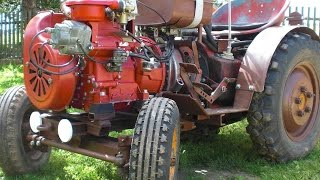 #1448. Home-made Tractors [RUSSIAN AUTO TUNING]