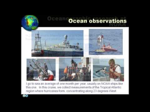 Geoscience Careers at the National Oceanic and Atmospheric Administration (NOAA)