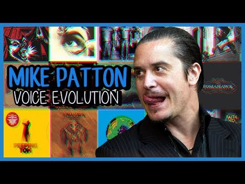 The Evolution of Mike Patton's Voice (1986-2017)