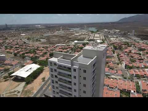 Edifício Icone Health & Residence Club Sobral Mi Drone 4k