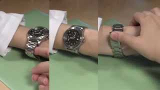 How to Determine tнe Number of Links to Remove from a Watch Band