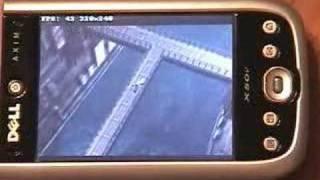 Final Fantasy 7 on Pocket PC X50v using FPSECE