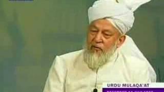 Urdu Mulakat 11/07/1997 Ahmadiyya 1/6