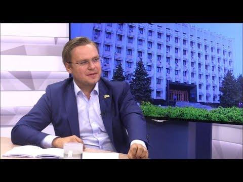 DumskayaTV: Вечер на Думской. Роман Сеник, 18.08.2017
