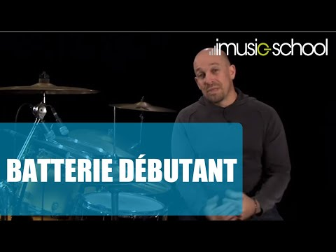 cours de batterie d butant st phane cavanez youtube. Black Bedroom Furniture Sets. Home Design Ideas