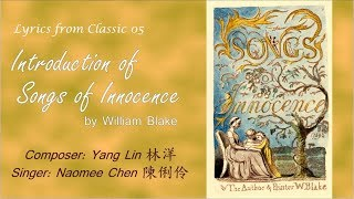 05 Introduction of Songs of Innocence