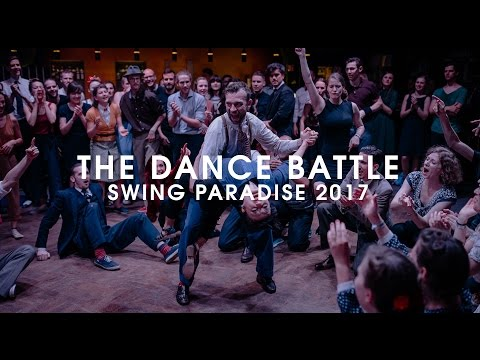 Swing Paradise 2017 - The Dance Battle - Balboa vs. St. Louis Shag vs. Collegiate Shag